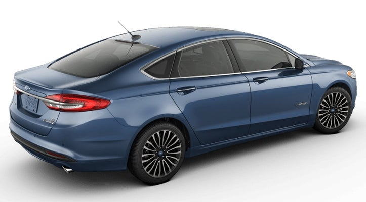 2018 Ford Fusion Hybrid Se In Beaver