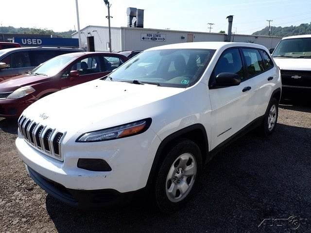 2016 Jeep Cherokee Sport In Beaver Falls, PA   Ron Lewis Ford