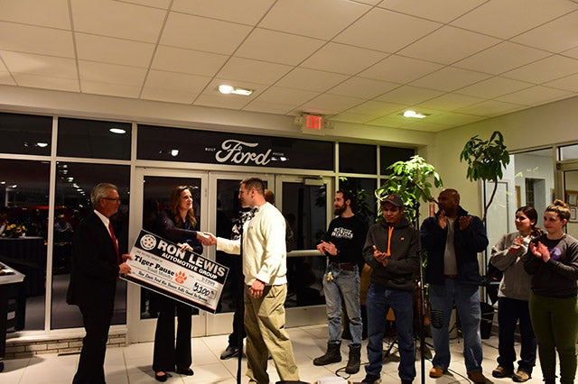 Ron Lewis Ford >> Grand Re Opening Event
